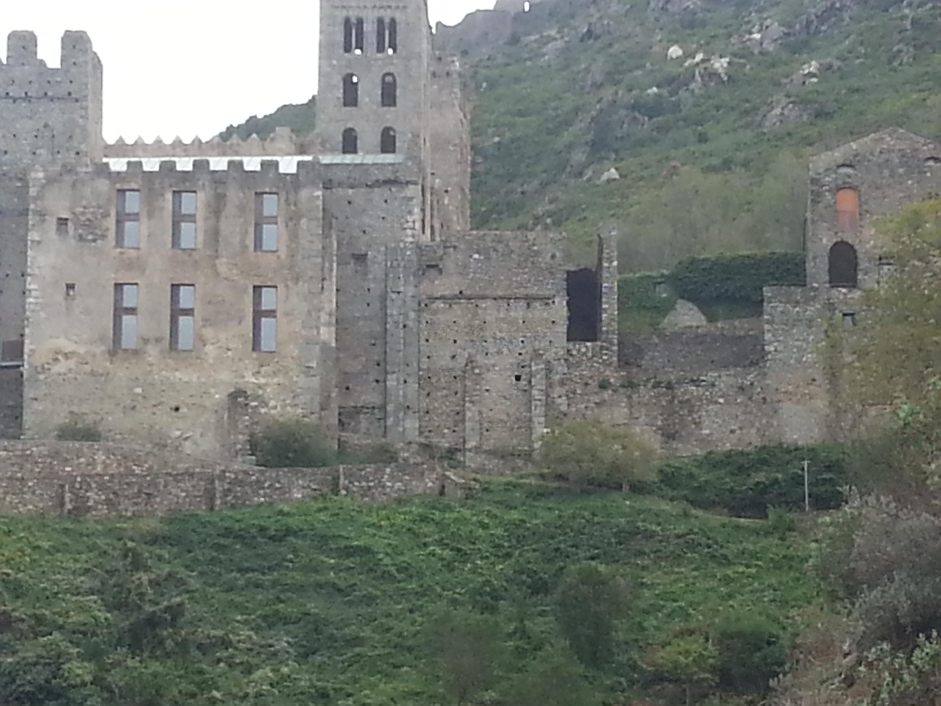 MONASTERE DE SAN PERE DE RODES