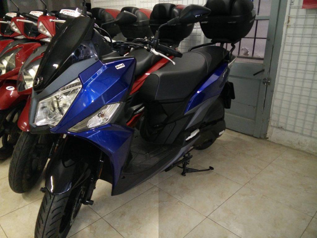 Nouveau 125cc
